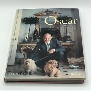 Oscar-The Style, Inspiration & Life by Sarah Mower